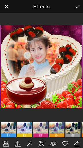 Pic on Birthday Cake with Name and Photo Maker screenshot 4