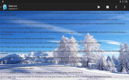Santa Biblia RVR1960 screenshot 15
