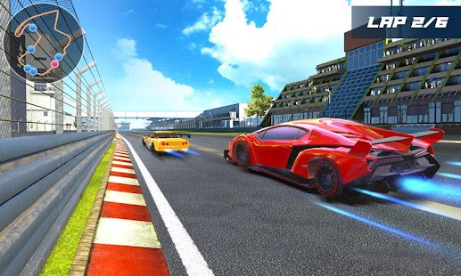 Drift Car City Traffic Racing