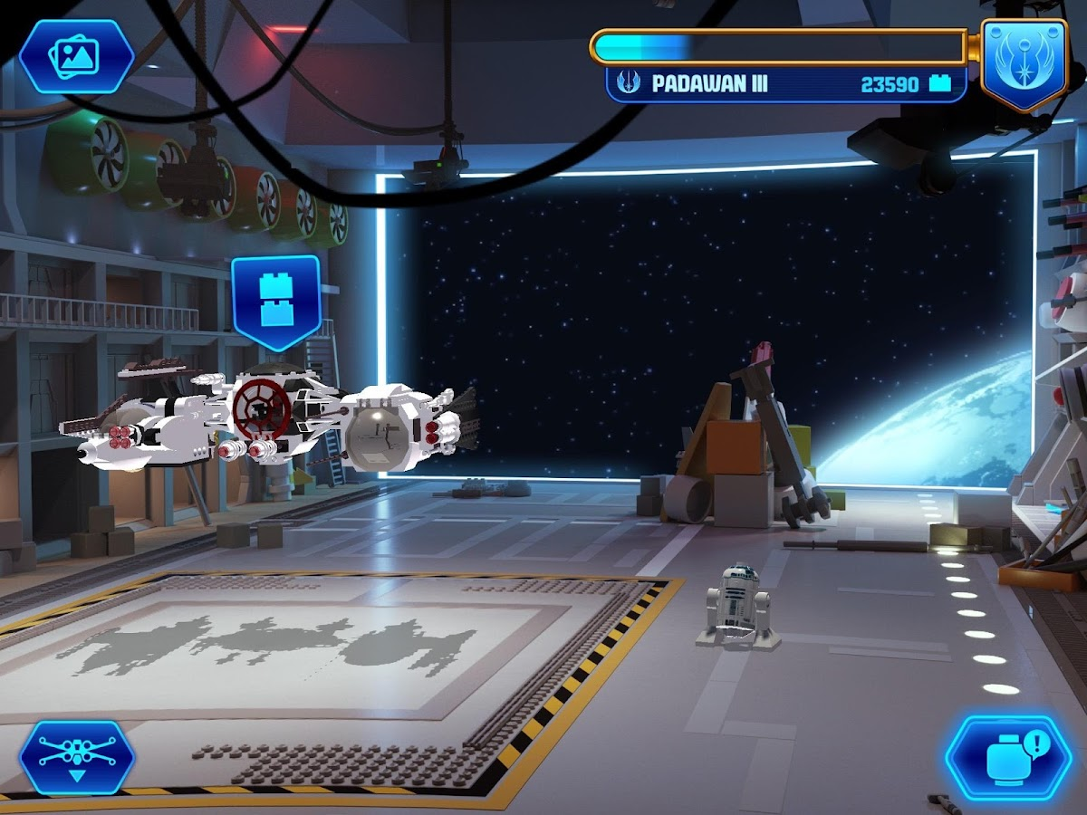 LEGO® Star Wars™ Force Builder Screenshot 1