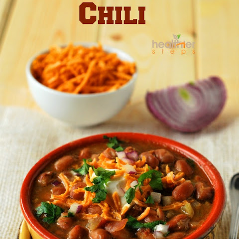 Pinto Bean Chili (Vegan)