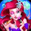 Mermaid Princess Makeup - Girl Fashion Salon