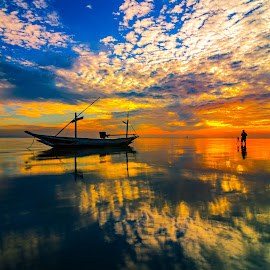 by Andy Bagus - Landscapes Sunsets & Sunrises