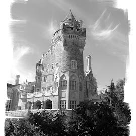 casa loma castle by Melanie Goins - Buildings & Architecture Public & Historical ( old, canada, toronto, summer, castle )