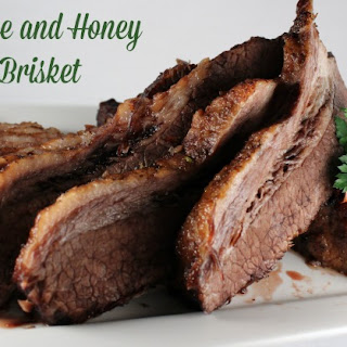 Red Wine and Honey Braised Brisket