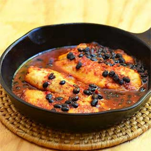 Tilapia with Black Bean Garlic Sauce