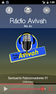 Rádio Avivah - screenshot