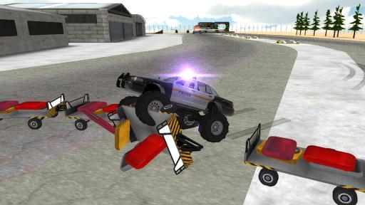 Truck Driving Simulator 3D - screenshot