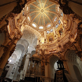 Golden baroque by Almas Bavcic - Buildings & Architecture Other Interior