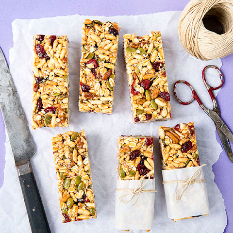 Snackworthy Cereal Bars
