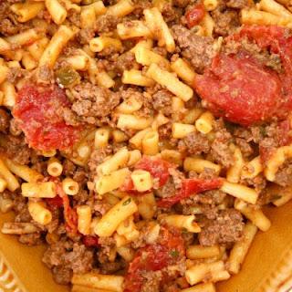 Chicken Macaroni Tomato Casserole Recipes