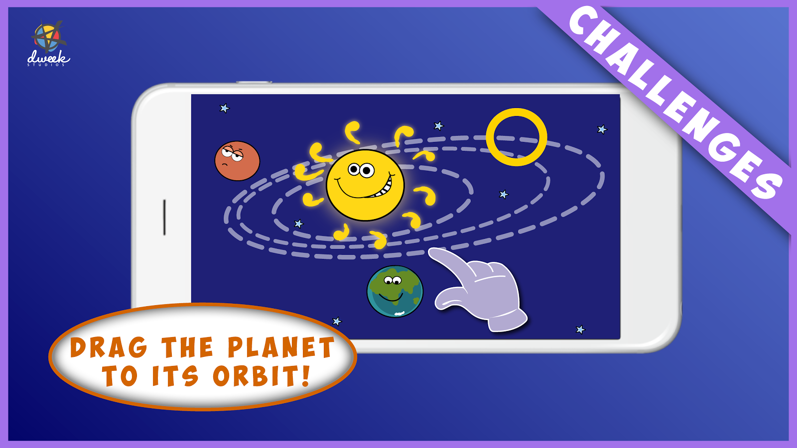 Solar Family - Kids Story Game Screenshot 4