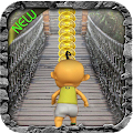Game Upin run jungle adventure APK for Kindle