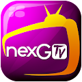 App nexGTv Live TV News Cricket APK for Kindle