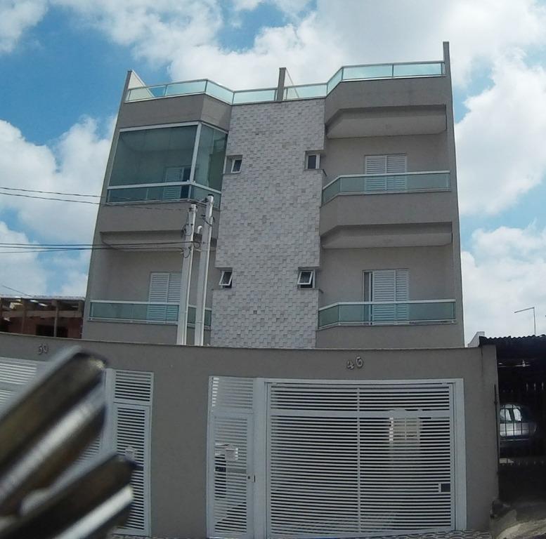 Apartamento Vila Humaitá, Santo André (ap0029)