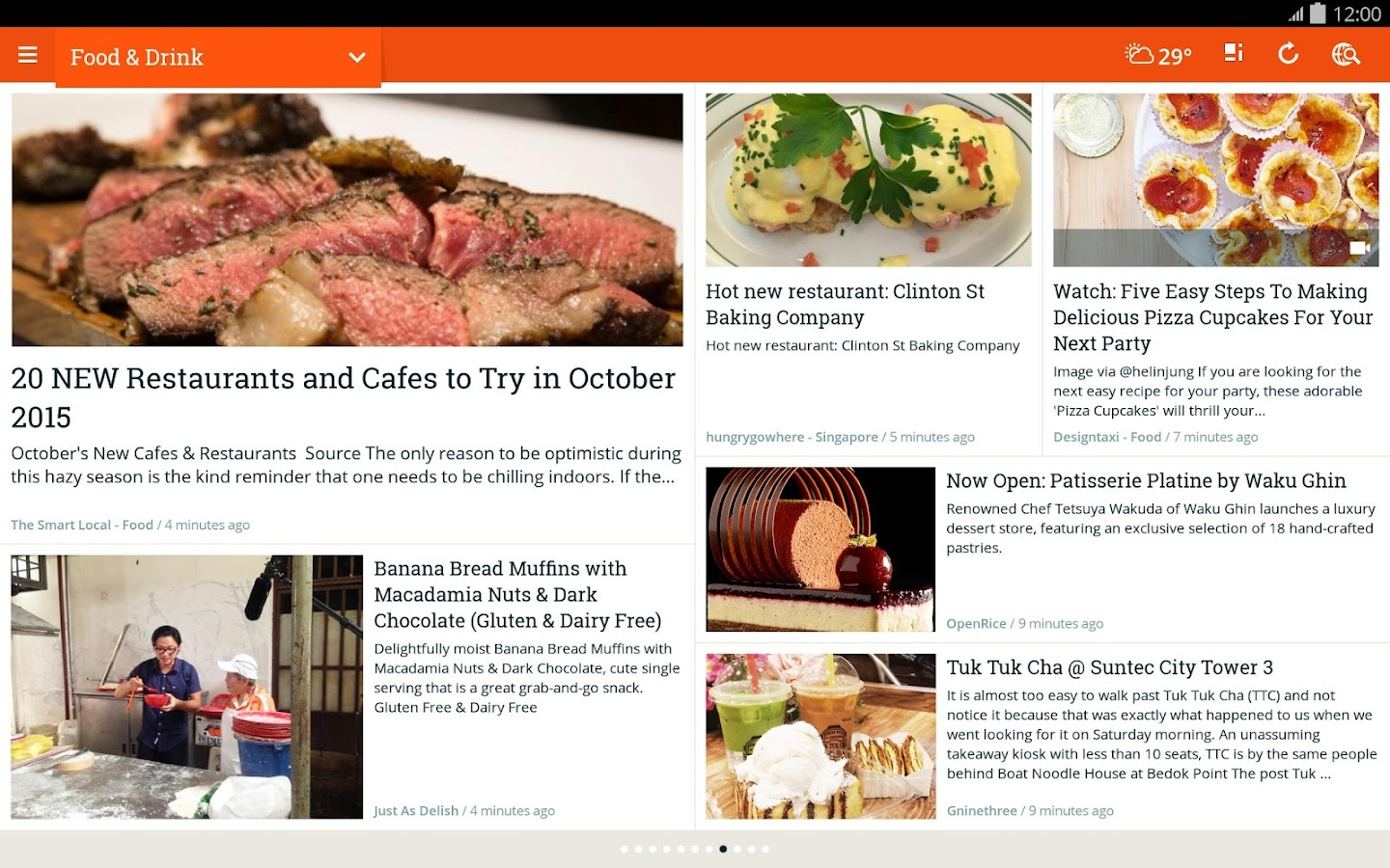 NewsLoop Screenshot 10