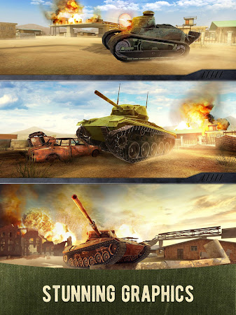 War Machines Tank Shooter Game 1.8.1 screenshot 612236
