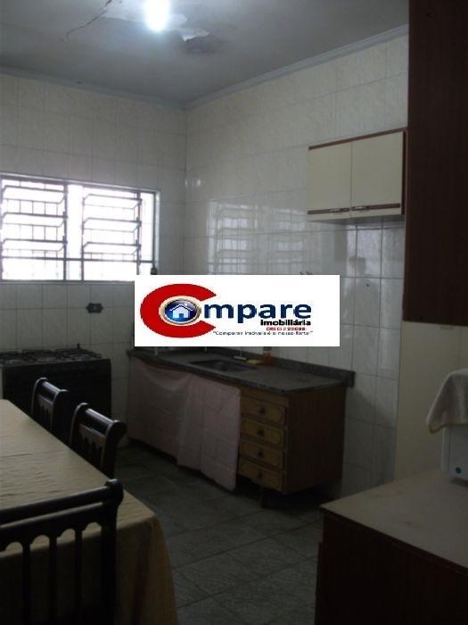Casa 2 Dorm, Vila Rosália, Guarulhos (CA0781) - Foto 3