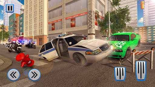 Police Moto Bike Chase For PC