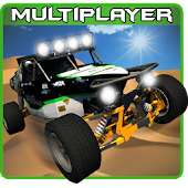 4x4 Desert Racing: Multiplayer APK for Bluestacks