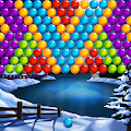 Game Bubble Shooter Winter Pop apk for kindle fire