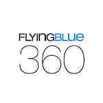 Flying Blue 360 Icon
