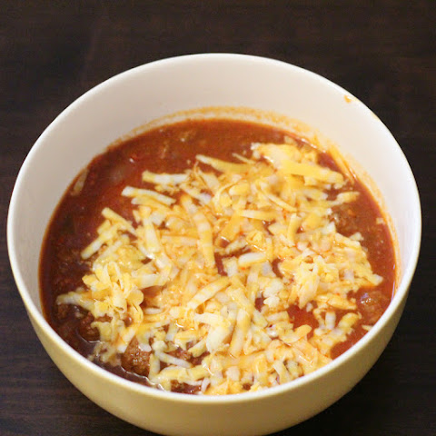 Chili Recipe from Tune My Heart