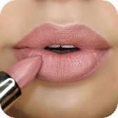 Free Download Lip Makeup Woman 2017 New APK for Samsung