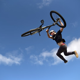 Stunt On Wheels by Marco Bertamé - Sports & Fitness Other Sports