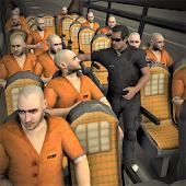 Gefängnis Flugzeugtransport