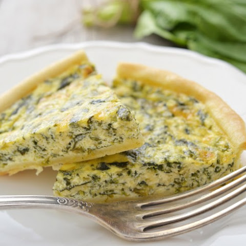 Greek Spinach-Cheese Pie