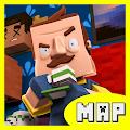 Maps Hello Neighbor for MCPE APK for Bluestacks