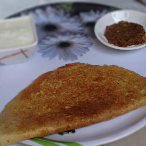 Adai (Mixed Lentils and Rice Pancakes)