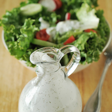 Coconut Chia Salad Dressing