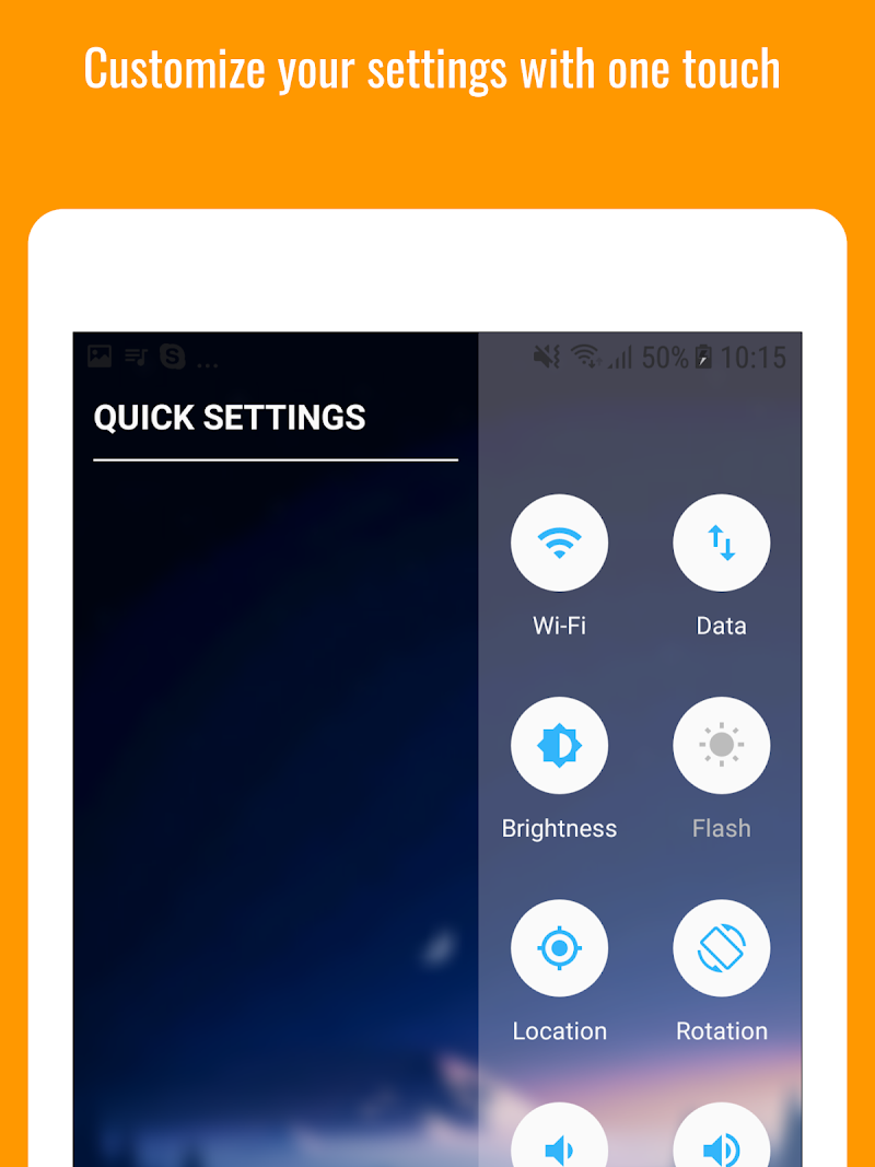 Edge Action: Edge Screen, Sidebar Launcher Screenshot 11