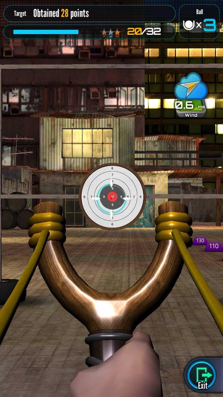 Slingshot Championship Screenshot 2