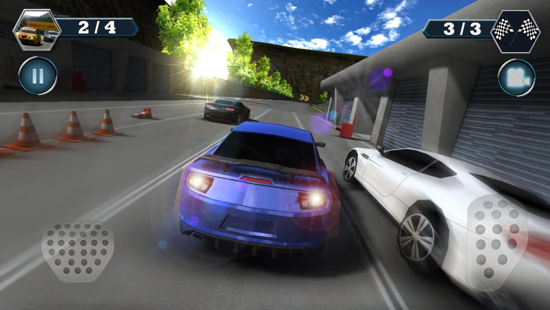 Car Racing Screenshot 1