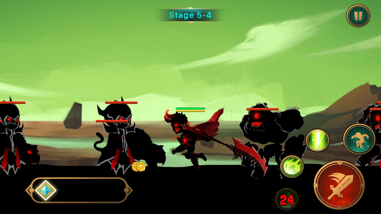 Demon Warrior Screenshot 9