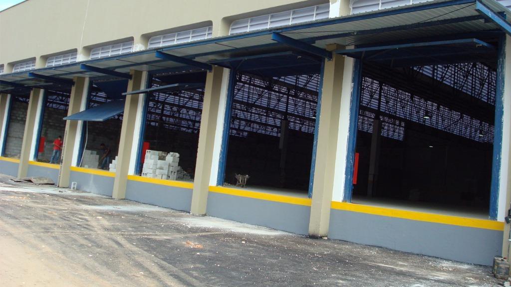 Galpão para locação- São Paulo