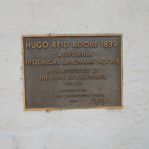 Hugo Reid Adobe CHL# 368