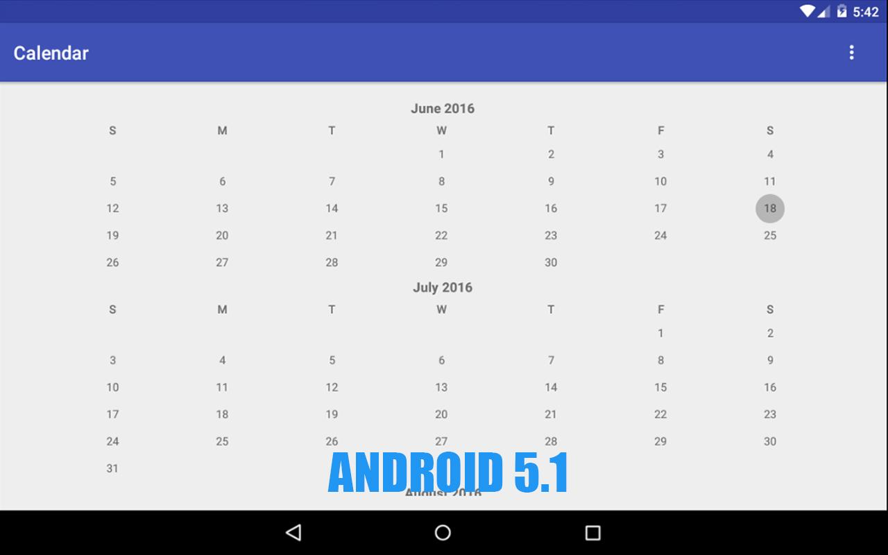 Simple Calendar Pro Screenshot 6