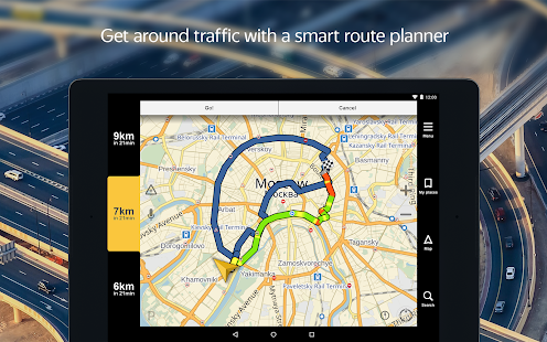 Download Yandex.Navigator APK on PC