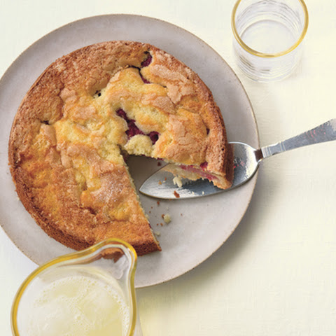 Raspberry Buttermilk Cake Recipe | Yummly