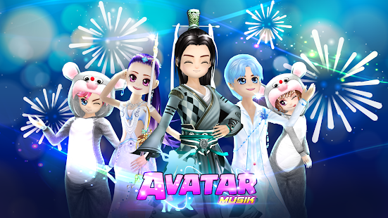 AVATAR MUSIK WORLD - Music and Dance Game for pc