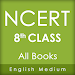 NCERT 8th CLASS BOOKS IN ENGLISH Icon