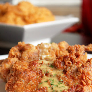 Spicy Fried Pork Chops