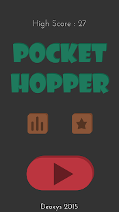 Pocket Hopper - screenshot