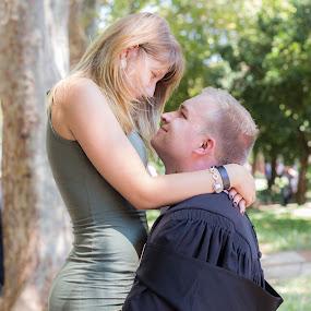 by Christopher van Heerden - People Couples ( love, pick up, graduation, couples )