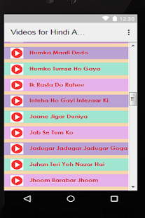 Videos for Hindi Amitabh Songs - screenshot