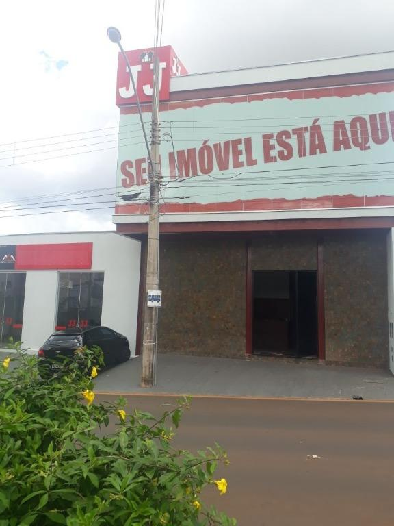 Prédio comercial para locação, São Benedito, Uberaba.